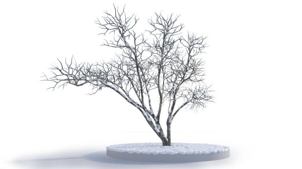 Creating snow with PF source